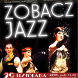 """""""Zobacz jazz"""" - spektakl Kieleckiego Teatru Tańca"""