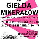 Giełda Minerałów Skamieniałości i wyrobów jubilerskich