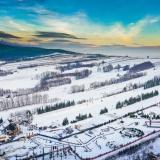 Zimowe zajęcia edukacyjne w Sabacie Krajno