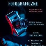 Warsztaty fotograficzne w sandomierskim Porcie Kultury