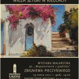 Wystawa malarstwa Zbigniewa Pieczyńskiego ''Wspomnienia z podróży''