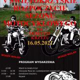 Rozpoczęcie sezonu motocyklowego na Świętym Krzyżu