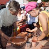 Pottery Fair at Chałupki near Morawica