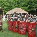 Świętokrzyskie Iron Smelting Festival (Polish: Dymarki)