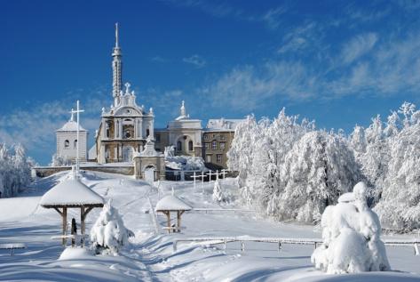 Winter in Świętokrzyskie