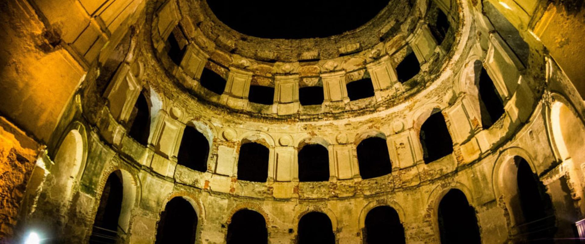 Nocne zwiedzanie Zamku Krzyżtopór