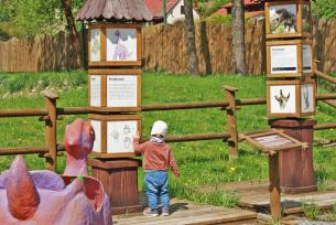 Bałtowski Kompleks Turystyczny - ścieżka dydaktyczna