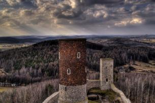 Wieże zamkowe