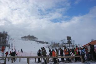 Stok narciarski Szwajcaria Bałtowska