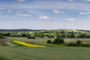 Panorama Doliny Wieprza