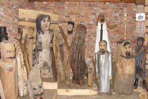 Rzeźby Jana Bernasiewicza