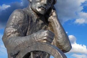 Kraina Legend - Pomnik Sołtysa w Wąchocku