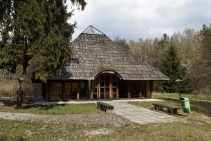 Krzemionki - szyb Zenon