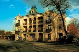 Uzdrowisko Busko-Zdrój S.A. - Sanatorium Oblęgorek