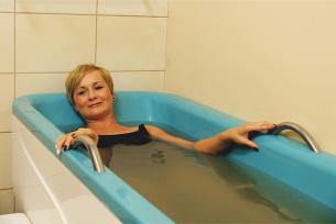 Uzdrowisko Busko-Zdrój S.A. - kąpiel siarczkowa