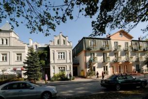 Sanatorium - SŁOWACKI - SPA ****