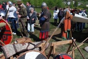 Otwarcie Osady Średniowiecznej