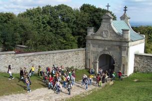 Klasztor na św.Krzyżu