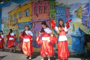 Spotkania z kulturą żydowską w Chmielniku