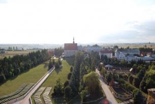 Sanktuarium w Kałkowie-Godowie