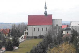 Sanktuarium w Kałkowie- Godowie