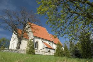 Kościoł w Chotlu Czerwonym
