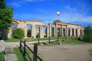 Sobków- Fortalicja Rycerska