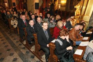 Świętokrzyskie Kolędowanie podczas Gali 10-lecia ROTWŚ