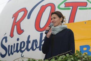 Prowadząca - Ania Popek