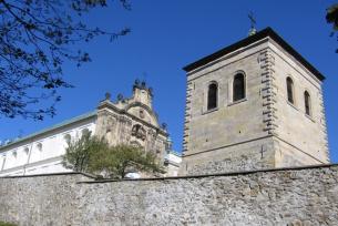 Klasztor pobenedyktyński na Św. Krzyżu