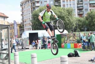 Promocja szlaku Green Velo na targach Expo w Mediolanie
