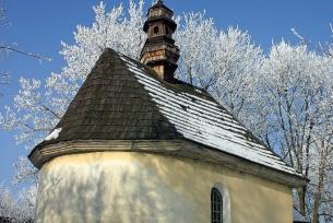Kościółek św.Rocha w Kurozwękach