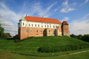 Schloss in Sandomierz