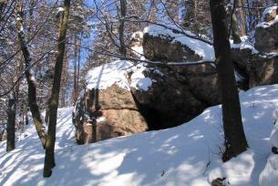 Rezerwat Kamień Michniowski