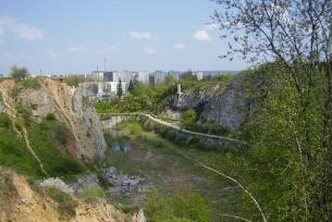 Rezerwat Kadzielnia w Kielcach