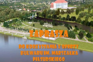 Bulwar w Sanomierzu