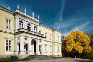Pałac w Chrobrzu (realizacja: Edyta Ruszkowska)