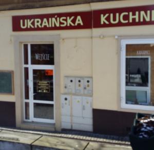 Ukraińska Kuchnia