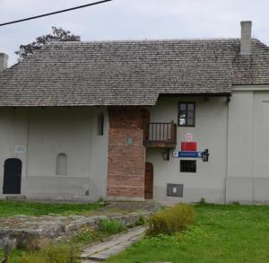 Punkt Informacji Turystycznej w Nowej Słupi - przeniesiony do budynku Muzeum Starożytnego Hutnictwa