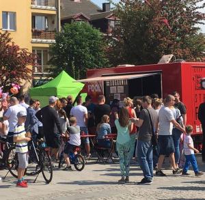 Street Food Festival w Ostrowcu Świętokrzyskim