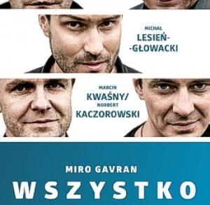 """""""Wszystko o mężczyznach"""" - spektakl w WDK Kielce"""