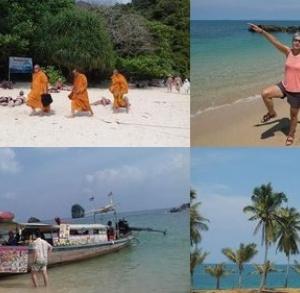 """Klub podróżnika - """"Tajlandia – zwykła podróż w niezwykłe miejsca"""" - spotkanie z Anną Kaniszewską"""