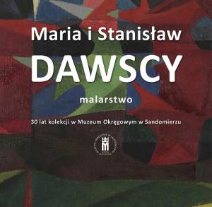 Maria i Stanisław Dawscy - Malarstwo