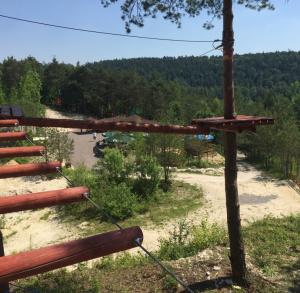 Park linowy SKARBKA
