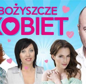 """""""Bożyszcze kobiet"""" - spektakl w KCK"""