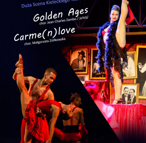 Zobacz Jazz. Golden Ages & Carme(n) love