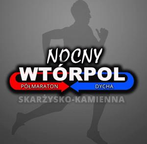 19. Nocny Półmaraton Wtórpol i III Nocna Dycha w Skarżysku-Kamiennej