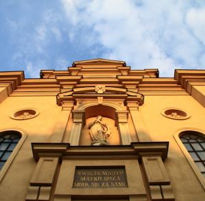 Bazylika katedralna w Kielcach