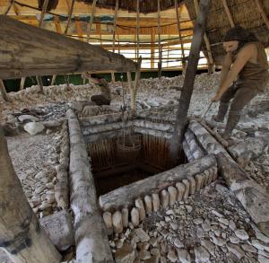 """Muzeum Archeologiczne i Rezerwat """"Krzemionki"""" [Podziemna trasa turystyczna nieczynna]"""