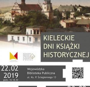 Kieleckie Dni Książki Historycznej